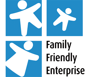 Family Friendly Company Logo